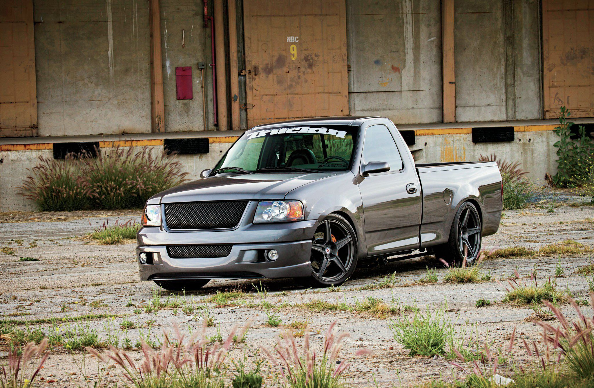 1999 ford f 150 lightning stealth fighter