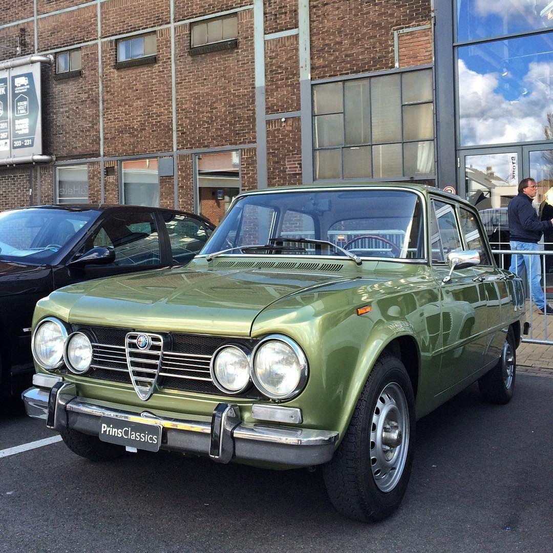 Alfa Giulia, Alfa Romeo Giulia