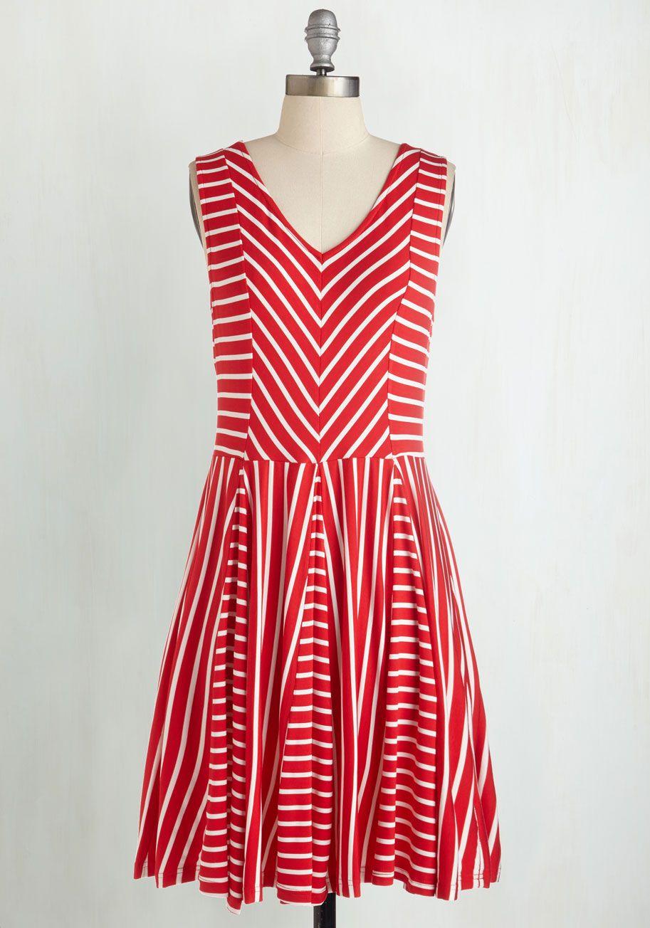 Carnival Aboard! Dress Knit, Americana, Nautical, Fit