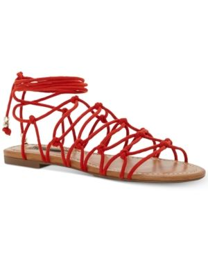 fde5f091a5e Inc International Concepts Women s Gallena Popsicle Collection Flat  Sandals
