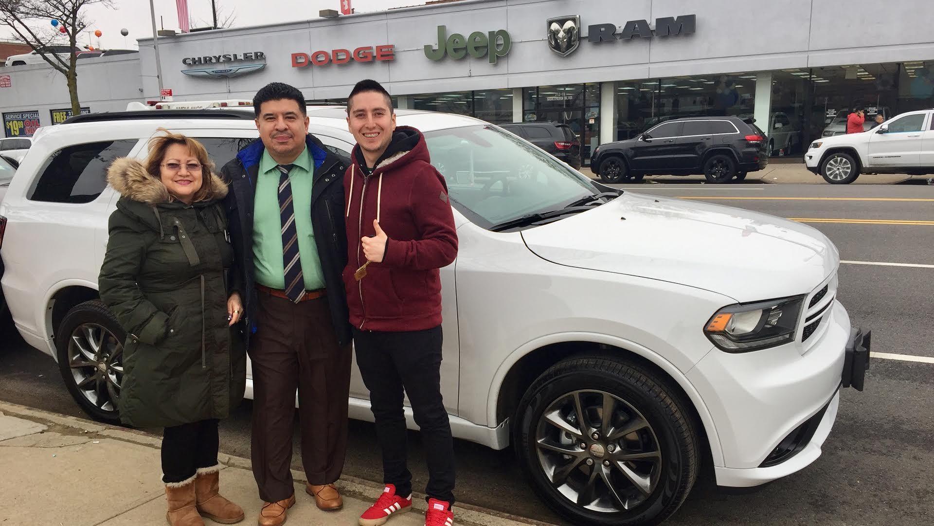 Thanks For Choosing Bayside Chrysler Jeep Dodge!