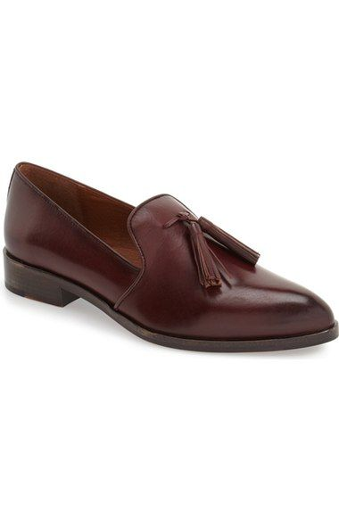 Frye 'Erica' Venetian Loafer (Women) available at #Nordstrom