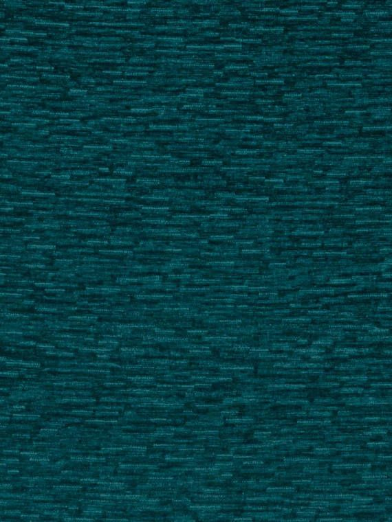 Teal Textured Velvet Upholstery Fabric Modern Dark Teal Plush
