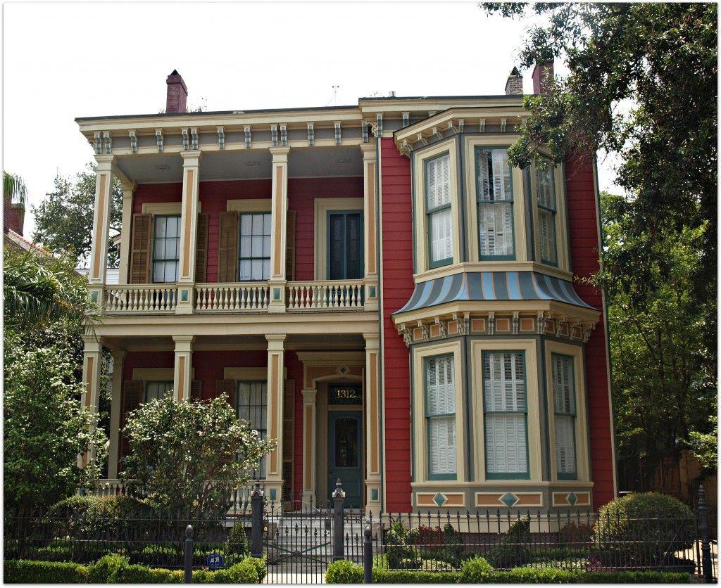 Garden District, New Orleans   Garden District New Orleans  Homes 1024x836 Nice Look