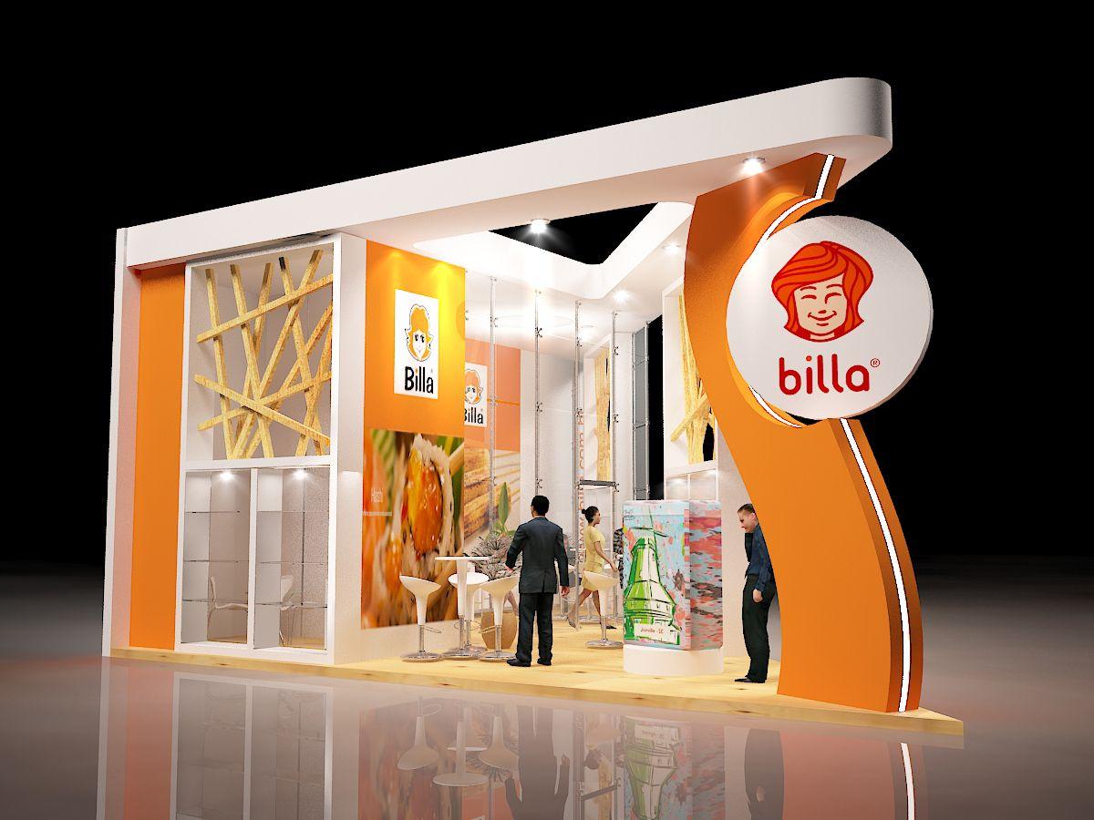 Exhibition Booth Stand Design Exhibit Design Island