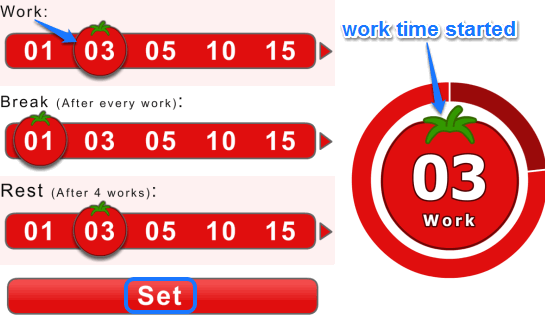 5 Free Pomodoro Timer Websites || Free Software | Apps & Tools