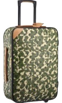 ecb5beb1a40f Louis Vuitton Monogramouflage 60 Cabin Size Rolling Luggage Camo Travel  Bag. Save 19% on the Louis Vuitton Monogramouflage 60 Cabin Size Rolling  Luggage ...