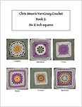 Ravelry: Designs by Chris Simon - Lots of crochet blocks! <3