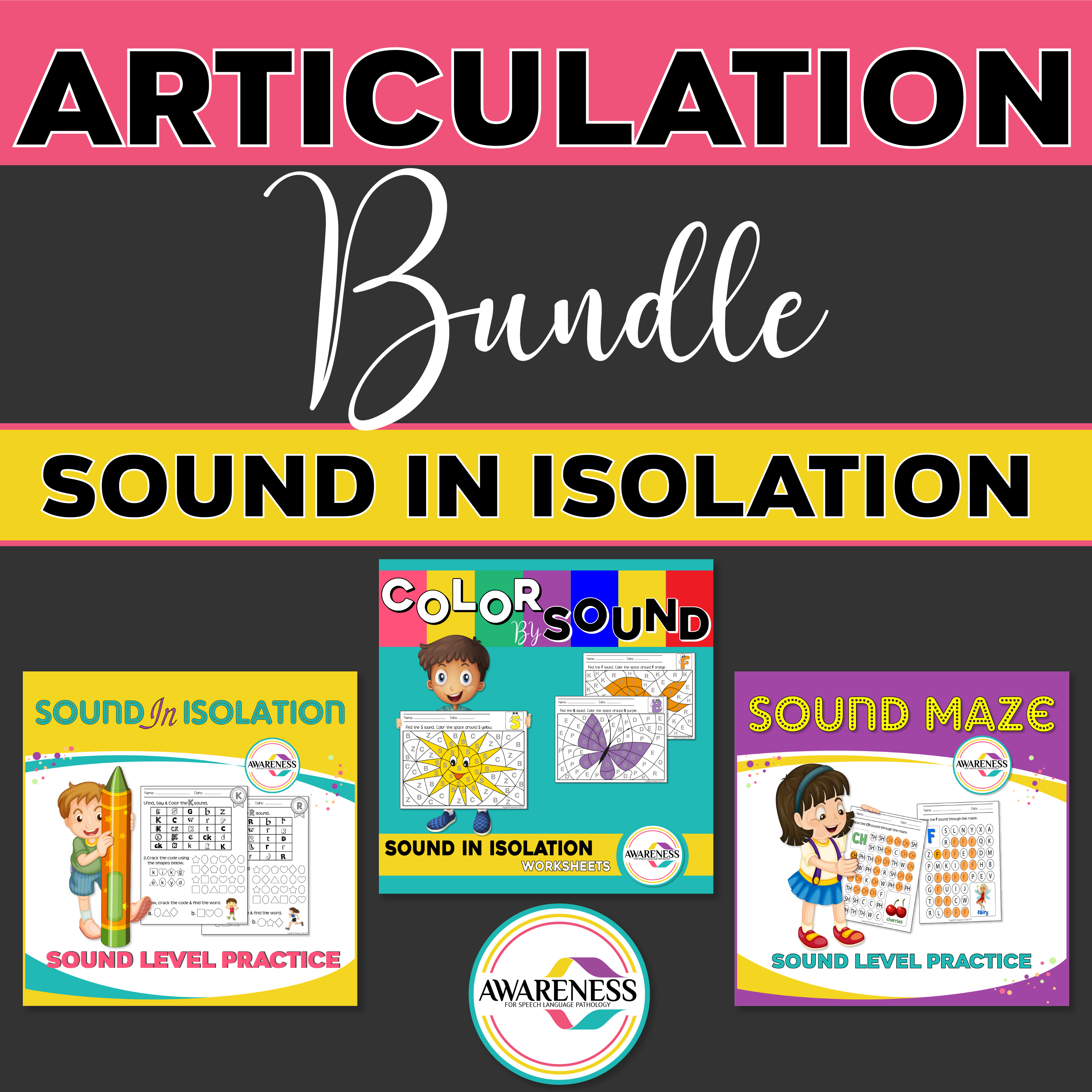 Articulation Sound In Isolation
