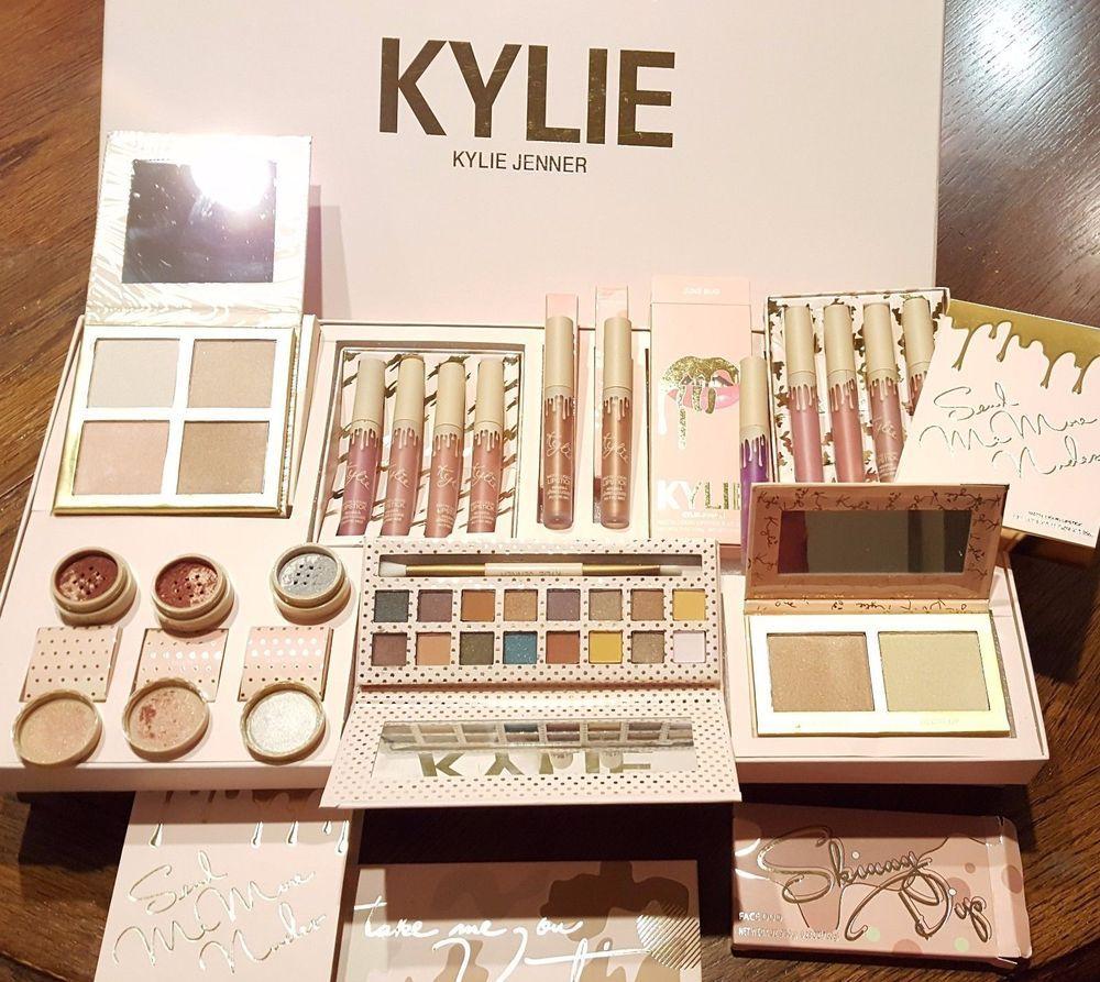 Take Me On Vacation Gift Set Makeup Bundle Kylie Jenner Makeup Set Makeup Gift Sets Kylie Jenner Makeup Kit