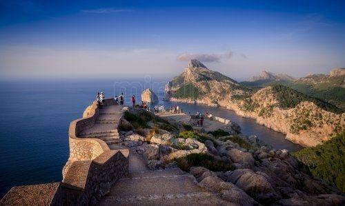 Mirador de Es Colomer, Mallorca#cycling#hiking