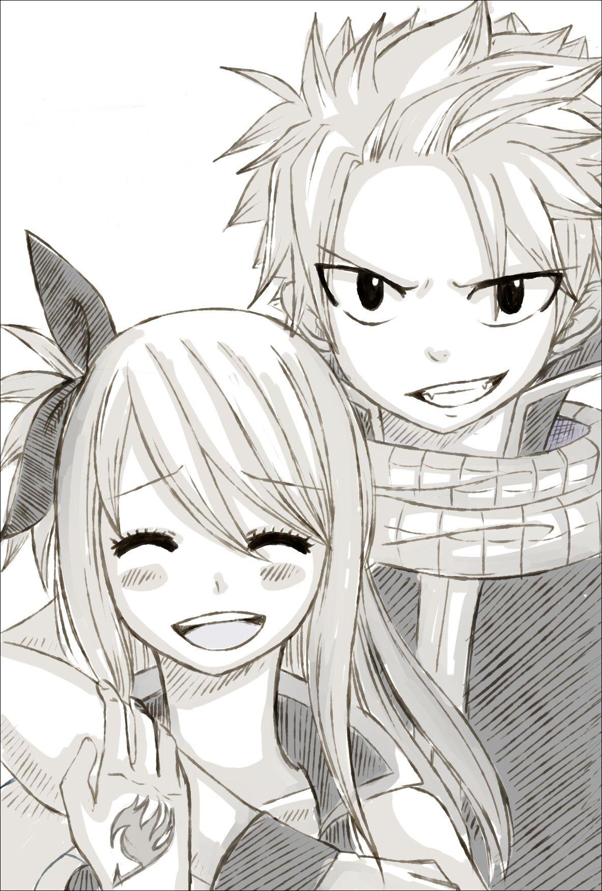 Natsu Dragneel X Lucy Heartfilia Nalu Fairy Tail Fairy Tail Art Fairy Tail Photos Fairy Tail Drawing