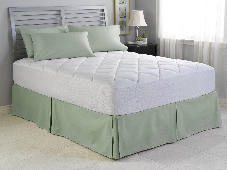 Spring Air Illuna Plush Comfort QueenSize Mattress Pads