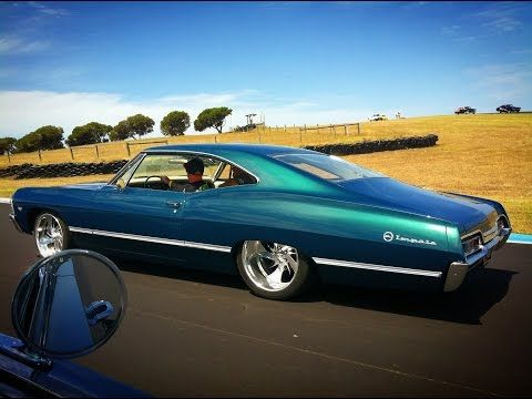 Astounding 1967 Chevrolet Impala From Down Under Throttlextreme