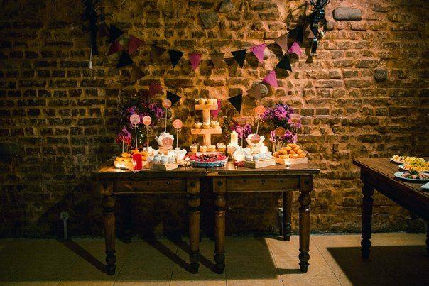 Candy bar Wedding day, Dasha and Artem