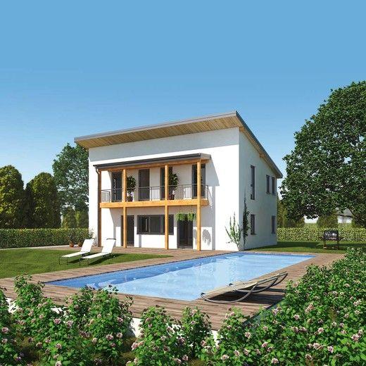Wolf Haus wolf haus prefabbricate pura 192 architettura