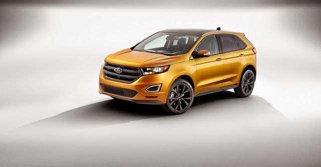 2015 Ford Edge Sport With Images Ford Edge Ford Edge Sport New Ford Edge