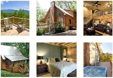 Rock Creek Cabins North carolina cabin rentals, North