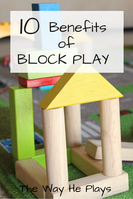 benefits of block play for babies