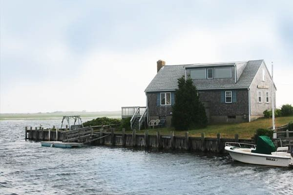 Marvelous West Dennis Private Dock Cape Cod Waterfront Home Dock Home Remodeling Inspirations Gresiscottssportslandcom
