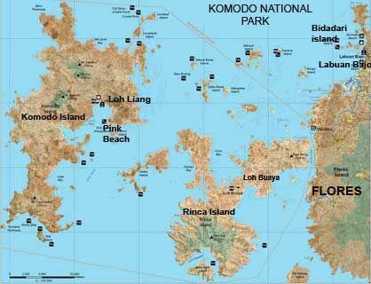 Komodo Island Taman Nasional Komodo Taman Nasional Konservasi