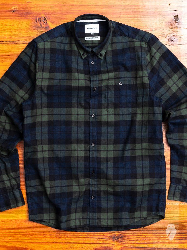 47b84e1743 Anton Flannel Shirt in Blackwatch Flannel Outfits, Flannel Shirt, Norse  Projects, Flannels,