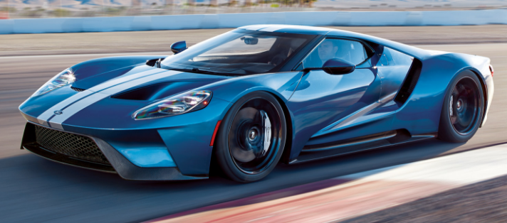 Ford Gt Owners Manual The  Ford Gt The Second Era Of The Middle Of Engine Supercar Encouraged By The Gt That Earned The Le Mans  Hr