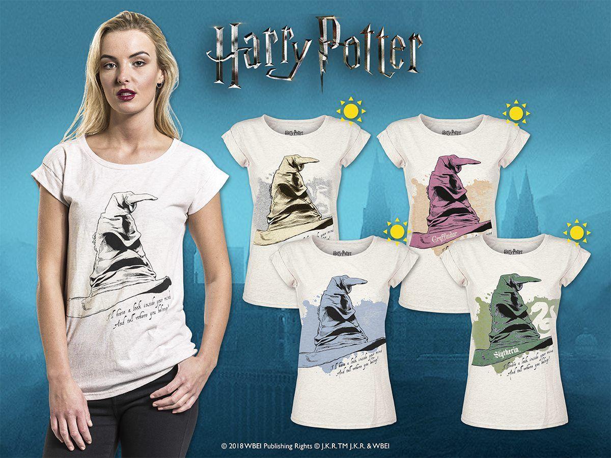 Zu Welchem Haus Gehorst Du Emp Empstyle Harrypotter Gryffindor Slytherin Hufflepuff Raven Der Sprechende Hut Harry Potter Kleidung Harry Potter Zubehor