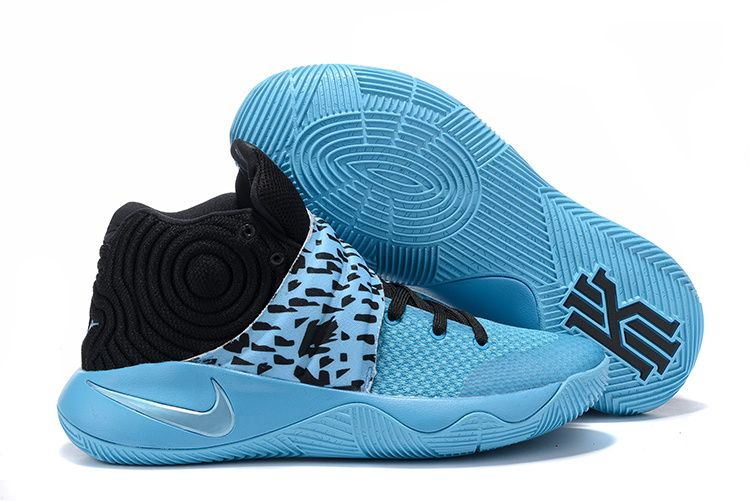 NIKE Kyrie Irving 2 Effect Tie Dye Basketball Shoes AAAA-054 | jordan shoes  | Pinterest | Wholesale nike shoes, Nike shoes wholesale and Discount nike  shoes