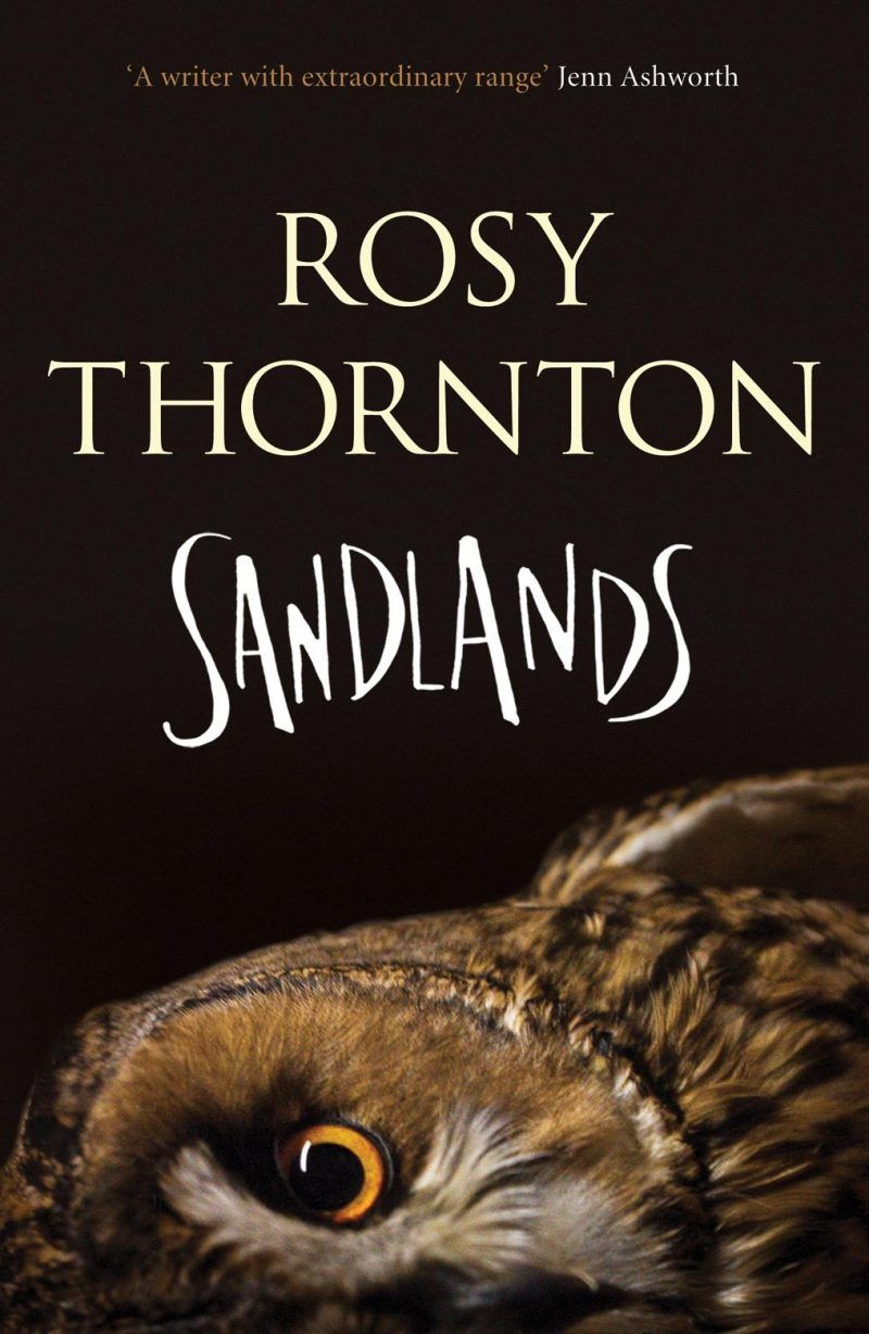 Interview Rosy Thornton author of #shortstory collection Sandlands