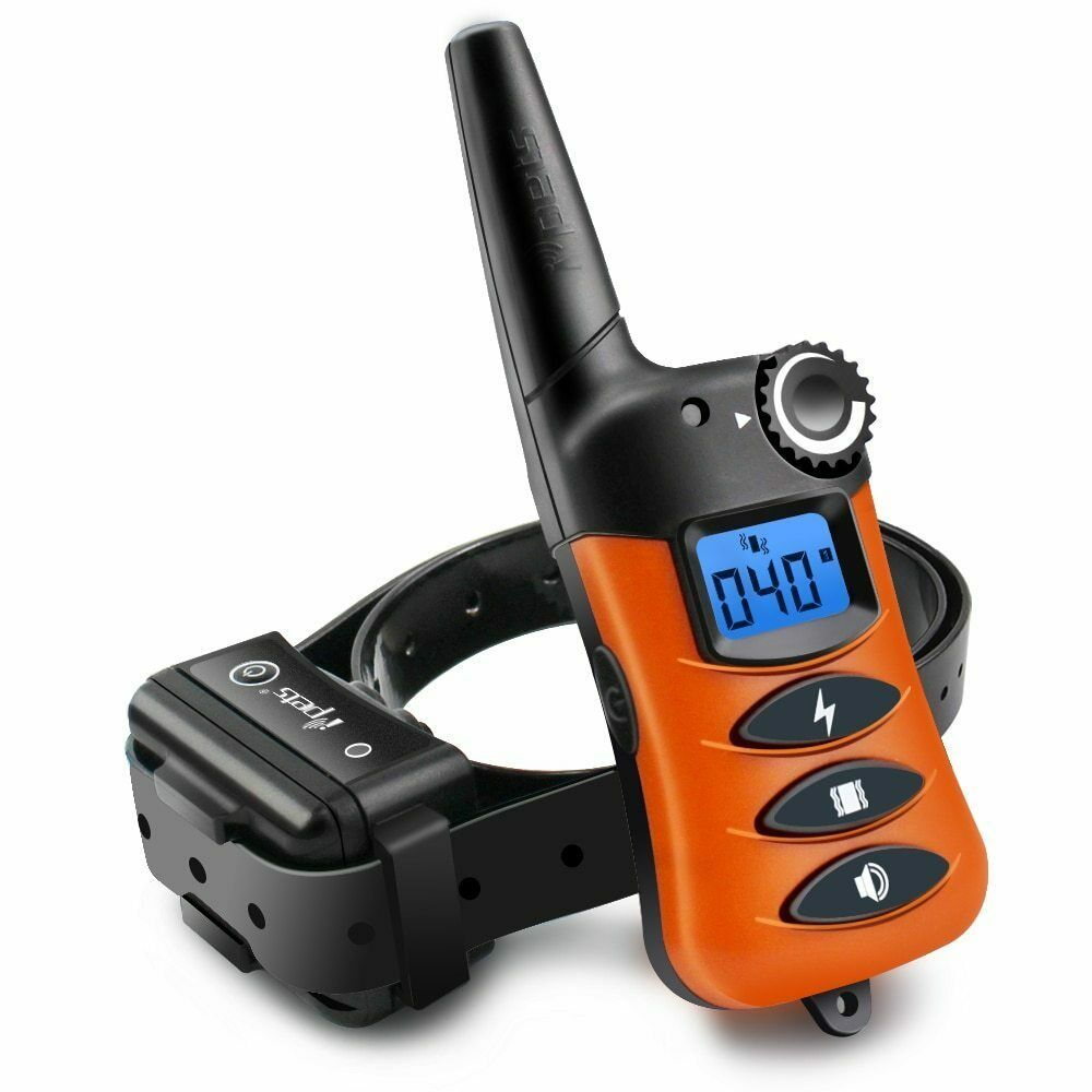 Ipets 620 1 Waterproof And Rechargeable Electric Dog Training