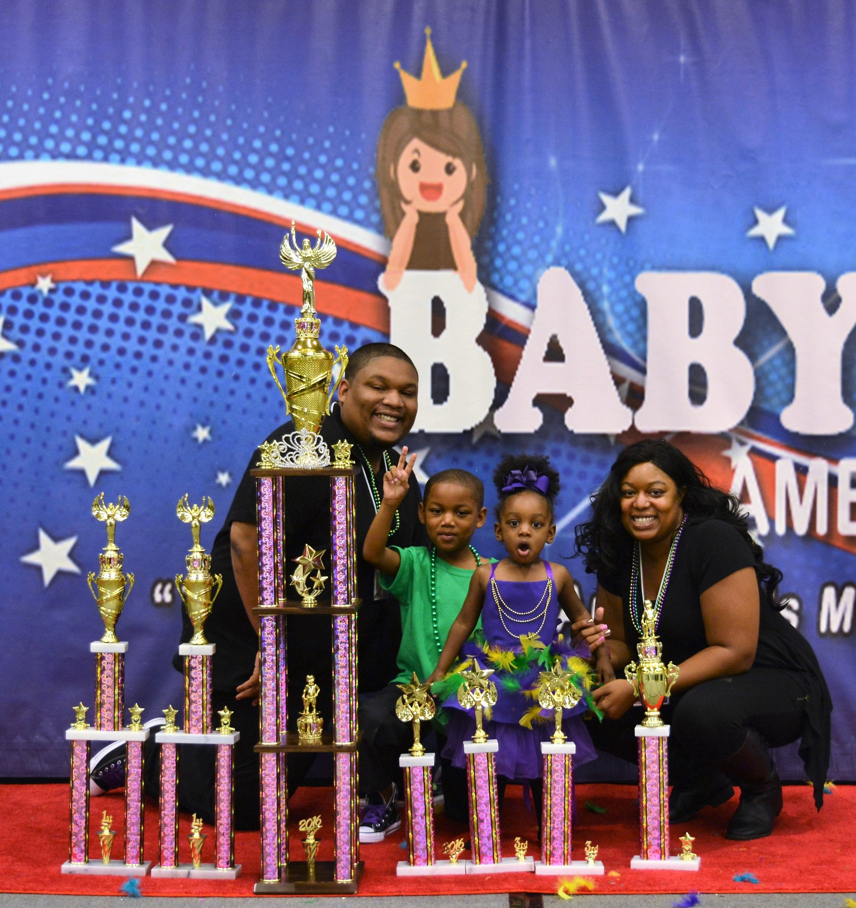 BABY MISS OHIO 2016 JANIYA THOMAS