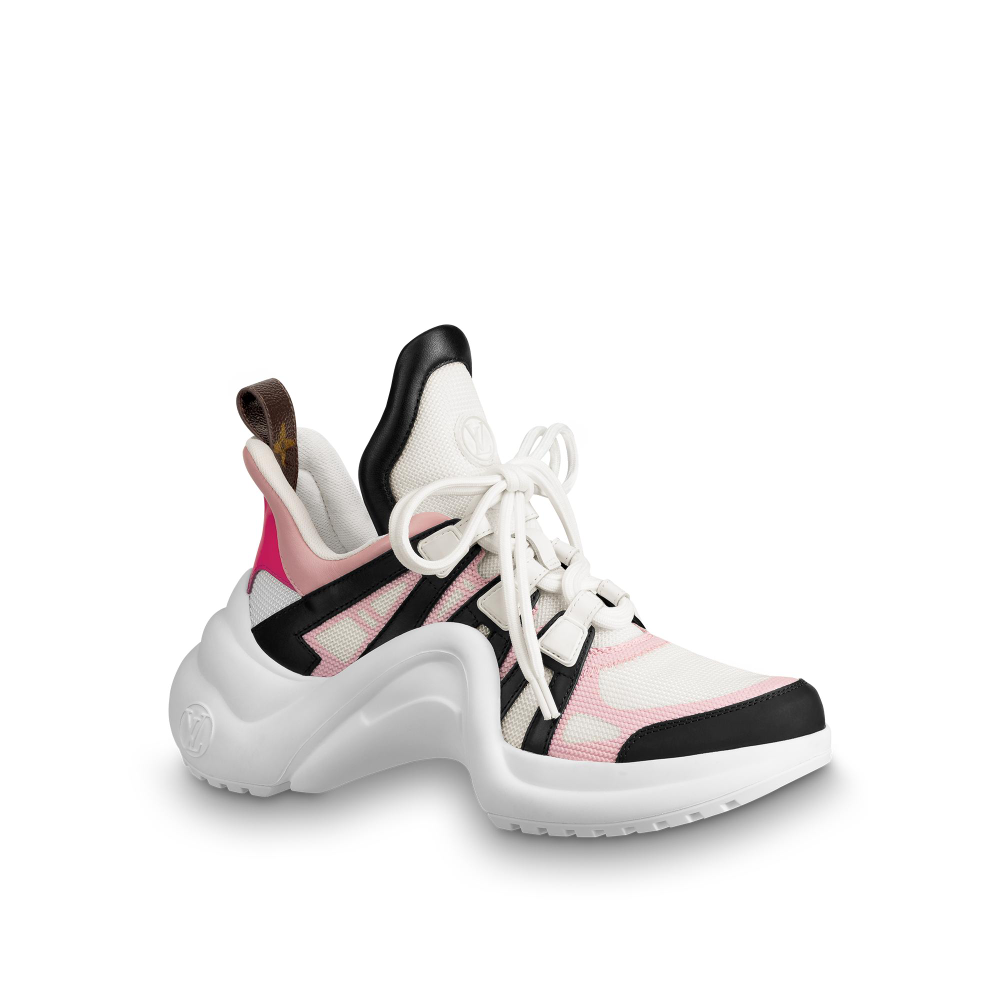 Lv Archlight Sneaker Sepatu Wanita Model Sepatu Sepatu