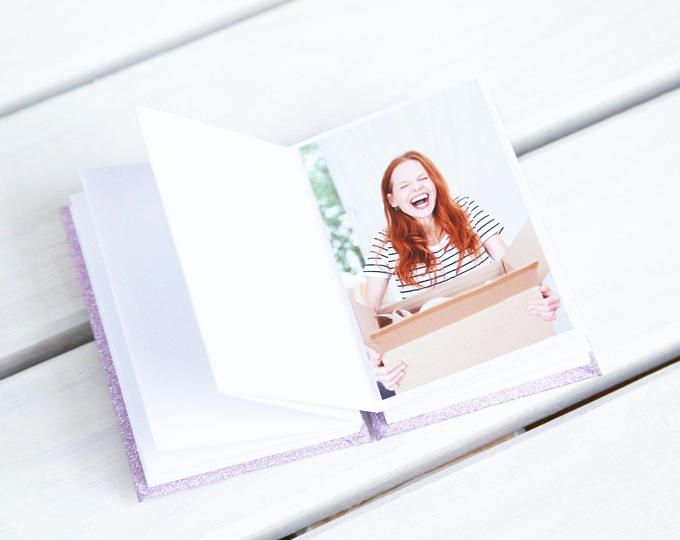 Mini Photo Album 2x3 Small Accordion Photo Book Fujifilm Instax