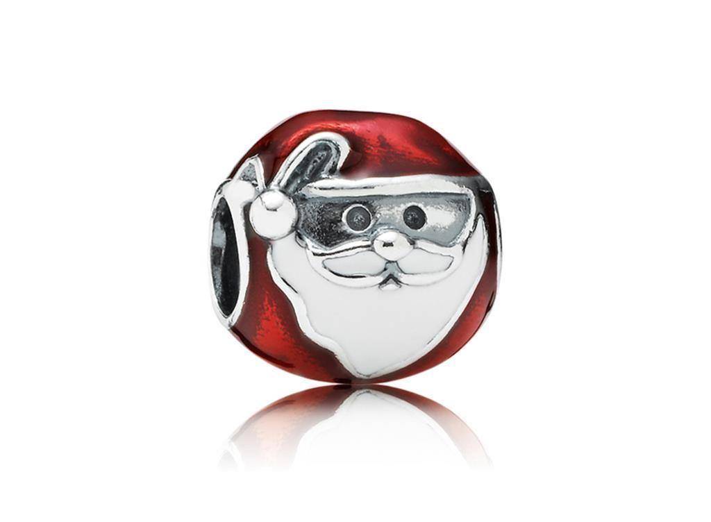 Charm de Prata Feliz Noel - Bem-vindo - Pandora Joias