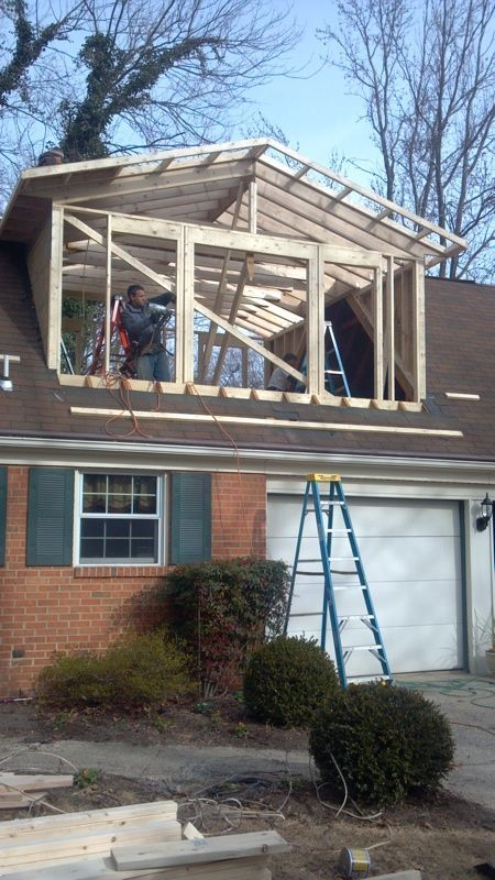 Dormer Additions Add Height And Space To Your Home Thinking About Adding More Space To Your Home But Not Sure Whe Attic Remodel Attic Renovation Attic Rooms