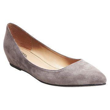 d92169ee358c Women's Drew Pointed Toe Flats - Merona™ | Flats: High-End Trends ...