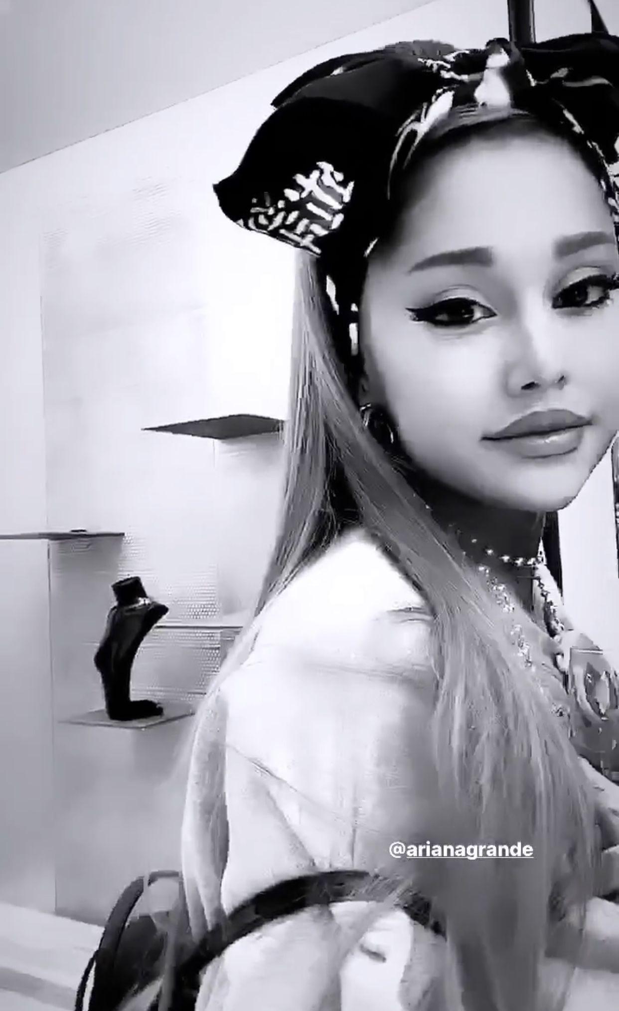 arianagrande in 2020 Ariana instagram, Ariana grande