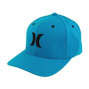 turquoise hurley hat  7e1037ff17a4