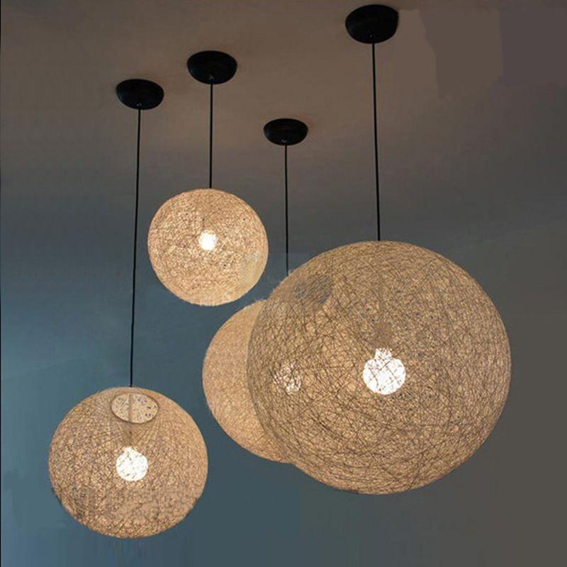 Modern 60 65cm Moooi Random Round Ball Pendant Lamp Bertjan Pot