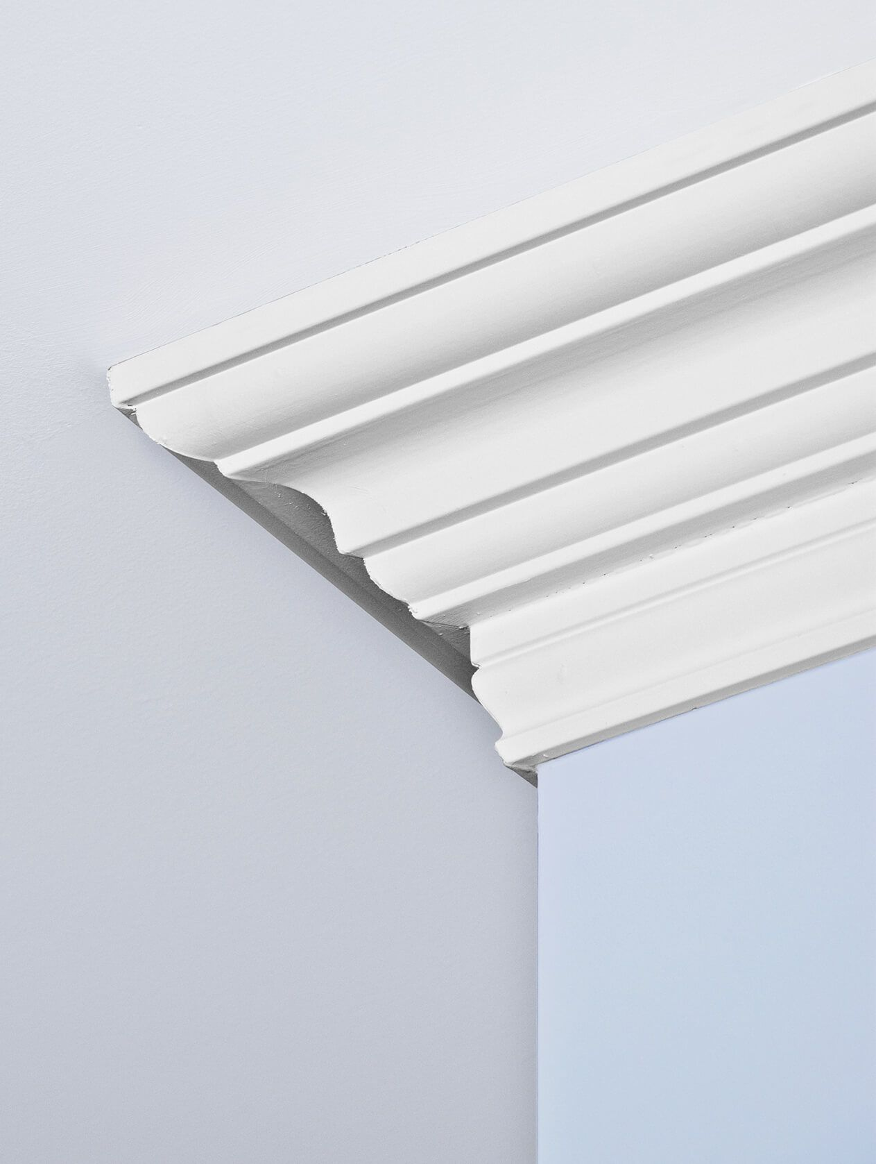 How To Choose The Correct Size Crown Moulding Horner Millwork Crown Molding Crown Molding Styles Colonial Heights