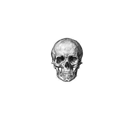 24 Ideas Tattoo Simple Skull