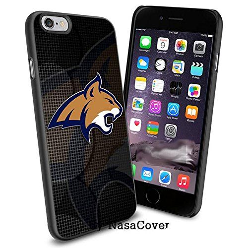 NCAA University sport Montana State Bobcats , Cool iPhone 6 Smartphone Case Cover Collector iPhone TPU Rubber Case Black [By NasaCover] NasaCover http://www.amazon.com/dp/B0140N6LP0/ref=cm_sw_r_pi_dp_DTJ3vb01PKD2H