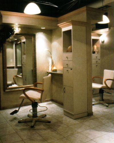 Love The Private Stations Beauty Salon Decor Home Hair Salons Hair Salon Decor