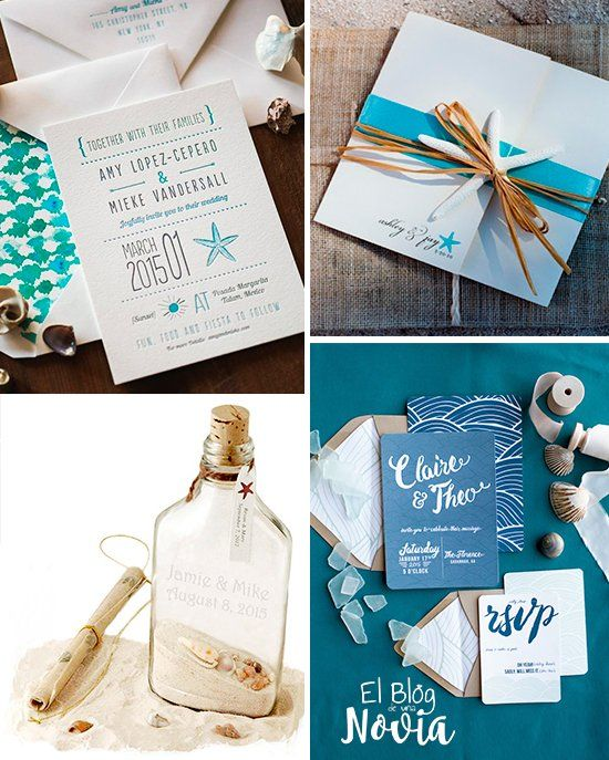 33 ideas para una boda en la playa quinceanera wedding - Como planear una boda ...
