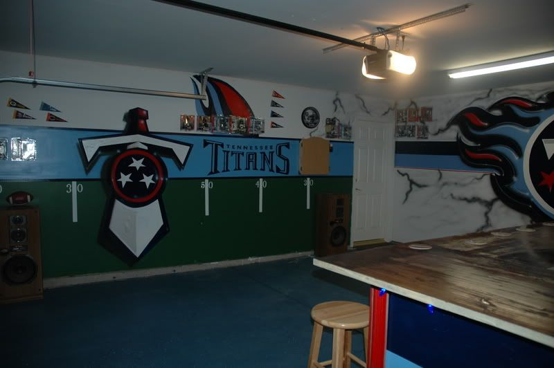 1daf230c tennessee titans mancaves images - Google Search | Tennessee Titans ...