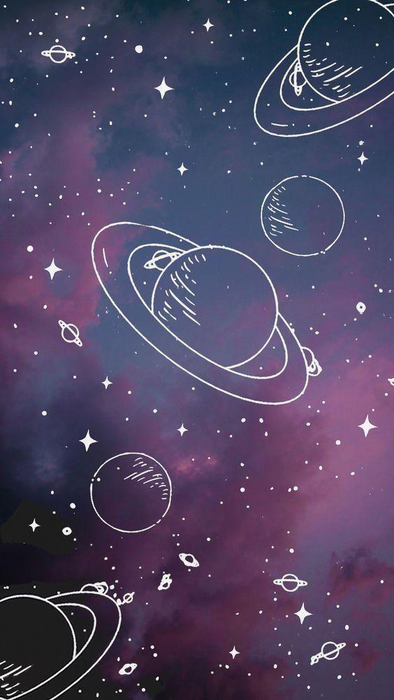 Glow In Dark Solar System Planets Stars Meteor Shower Galaxy | Etsy
