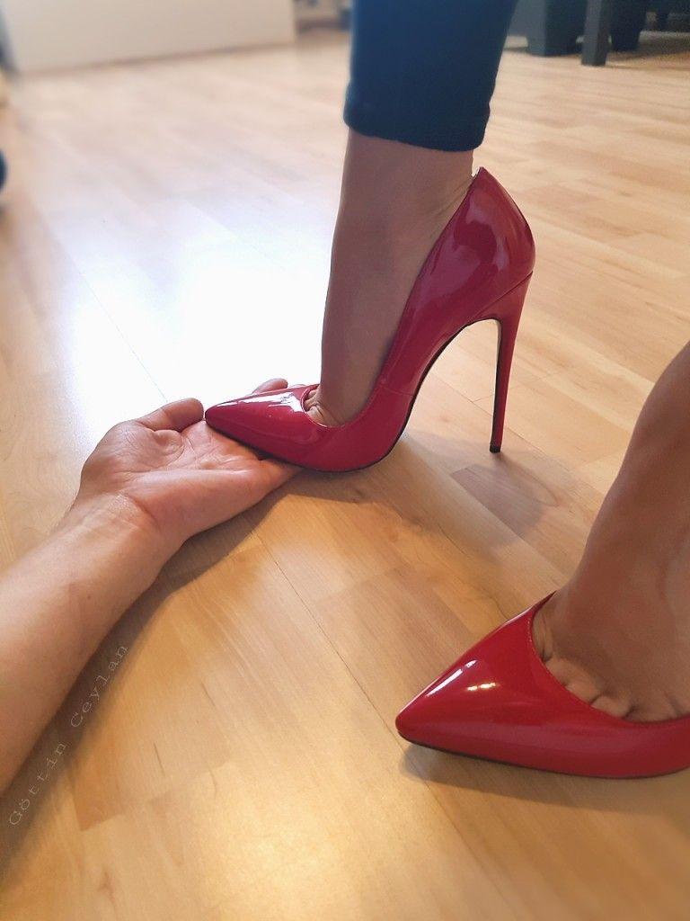 9a706706b0 Divine Evillan | Woman Worship | Christian louboutin, Stiletto heels ...