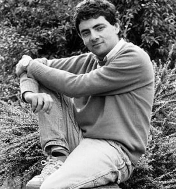 Rowan Atkinson As A Young Man Fun Facts Rowan Actors