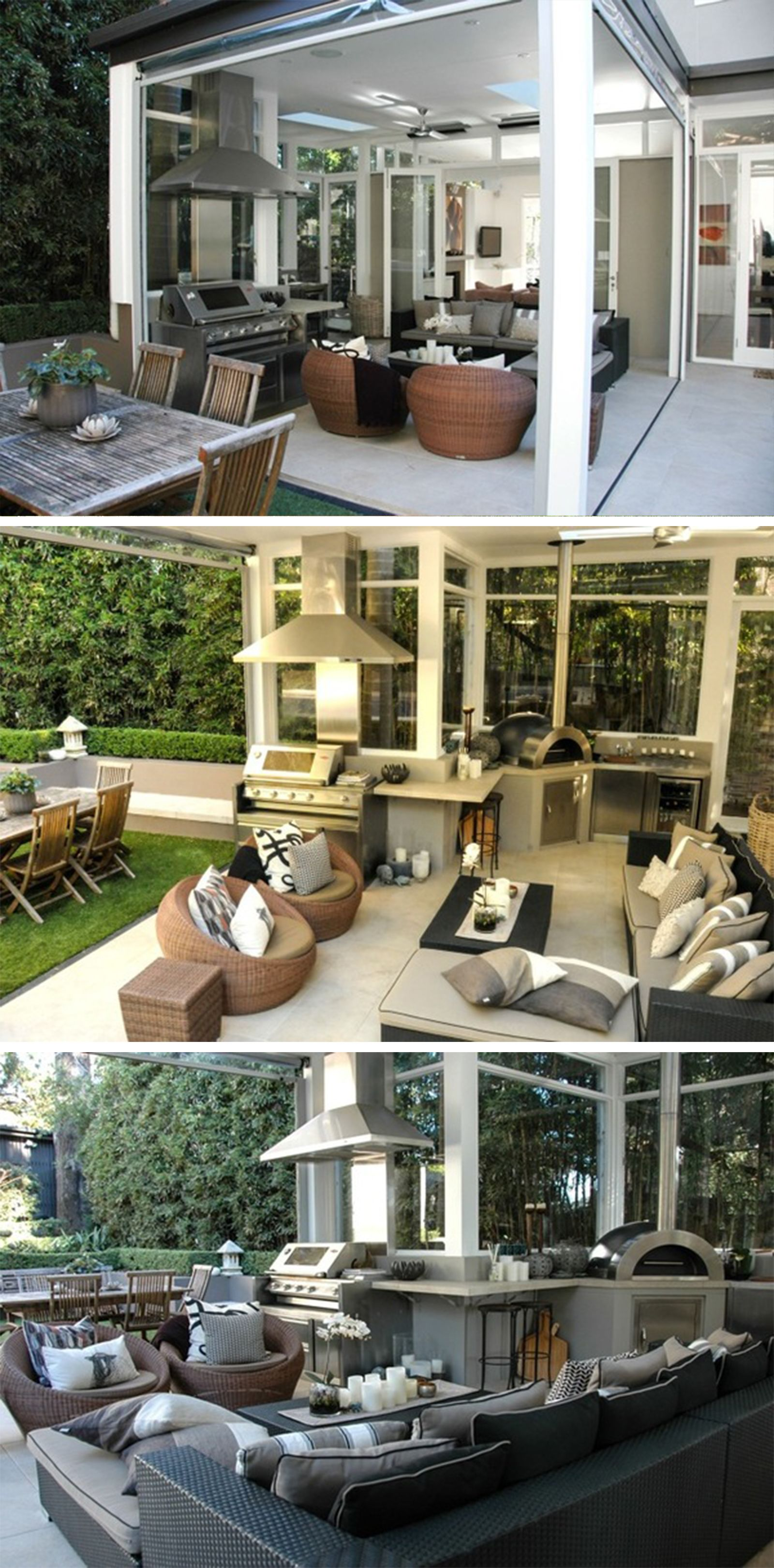 Attractive Amazing Outdoor Living Space By Smith U0026 Sons   Bringing You The Best Of Home  Renovation